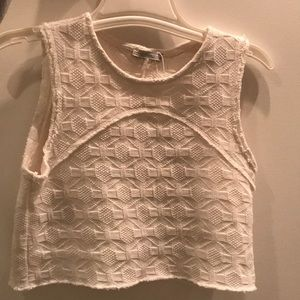 White Zara Traffic Top